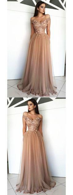 Off Shoulder Long Beautiful Gorgeous High Quality Modest Hot Sale Prom  Dresses Online f1da611328371