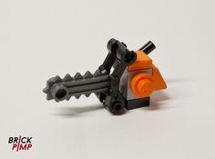 #CHAIN SAW Custom #LEGO Set on www.brick-pimp.com