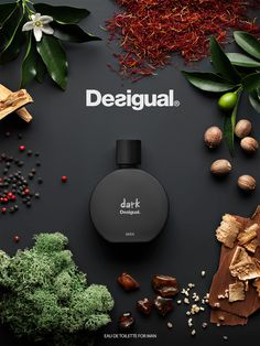 Desigual Fragances 2015 on Behance
