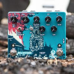 Limited Edition Pedals – Walrus Audio