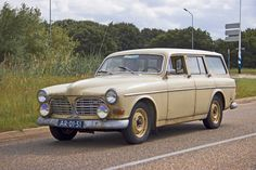 VOLVO P221-34 VD 1964 Maintenance of old vehicles: the material for new cogs/casters/gears could be cast polyamide which I (Cast polyamide) can produce