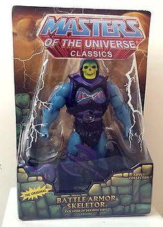Masters of the Universe MOTU Classics SKELETOR Action Figure HE-MAN Exclusive - EXCLUSIVE DEAL! BUY NOW ONLY $34.95