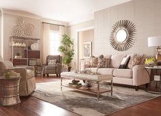 Living Room Design Ideas Trend Inside Summer And Spring Living Room Decoration Ideas 2017 by Home Trends Simple Living Room, Cozy Living Rooms, My Living Room, Living Room Decor, Modern Living, Small Living, Bedroom Decor, Lazy Boy Furniture, Living Room Furniture
