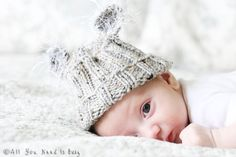 NEW! All You Need is Baby line: Newborn Hat  Baby Koala Bear by AllYouNeedIsPugShop on Etsy, $28.00 #baby #newborn #infant #newmom #newbaby #babyfashion #babystyle #babyhat