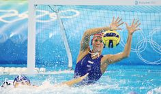 olympic sports - water polo