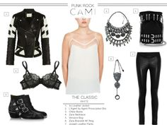 We love a good punk rock outfit. How do you wear your Cami?