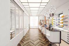 La Farmacia Marinoni renait dans un contexte totalement renouvelé : un lieu de nouvelle conception consacré à la prévention, aux soins et au bien-être. OBJECTIF Nous avons voulu démontrer qu'en mettant le cœur au bon moment, on peut arriver à … Suite