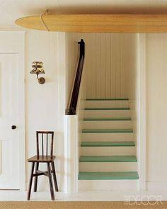 14 Ideas for Painted Floors - ELLEDecor.com