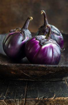 Wild Greens and Sardines : Baba Ghanoush -- Smoky, Eggplant Dip