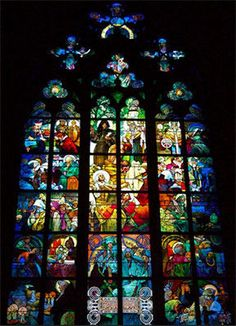 Stained Glass Window (1931)