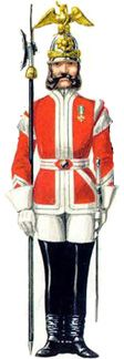 The Mexican Adventure: Uniforms: Mexican Imperial Troops