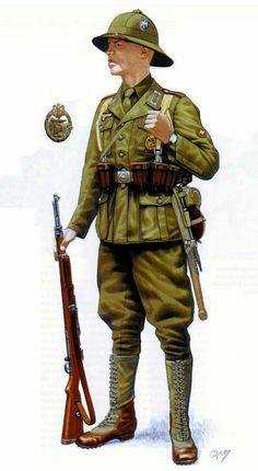 Deutches Afrika Korps Panzergrenadier
