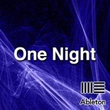 One Night Ableton Template Ableton Live, Tech House, File Size, First Night, Specs, Beats, Deep, Templates, Inspired