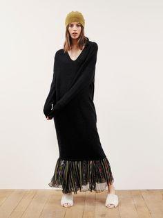 Collection Automne Hiver 2017 • Fall Winter 2017 Collection • Robe Pearl • Pearl Dress • Jupe Anel • Anel Skirt • Bonnet Boney M • Boney M Hat • Mules Moogli • Moogli Shoes • Mes Demoiselles... Paris • Femme Mode Créateur #mesdemoisellesparis #fallwinter #FW17 #automnehiver #AH17 #collection #mode # fashion #femme #women #createur #designer #french #paris #parisian #style #lookbook #outfit  #clothe #boheme #bohemian #gypsy #gypset #robe #dress #jupe #skirt #bonnet #hat #mules #shoes #wool…