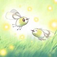 Cutiefly ~ by Himekamome
