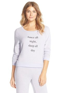 Free shipping and returns on Make + Model Graphic Crewneck Sweatshirt at Nordstrom.com. This cozy and lightweight crewneck sweatshirt makes a lazy-day statement.