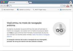 Navegue na internet sem deixar rastros - http://www.blogpc.net.br/2015/12/Navegue-na-internet-sem-deixar-rastros.html #internet #browsers #privacidade
