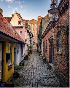Lübeck by eskimo