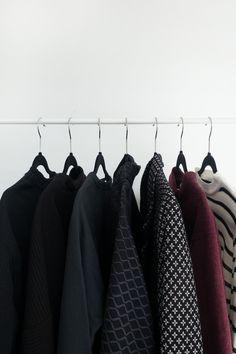 A Minimal 50 Piece Wardrobe