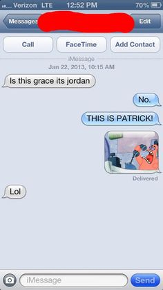 funny-wrong-number-text-this-is-patrick.jpg 375×666 pixels