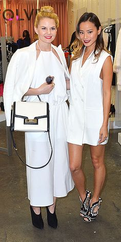 JENNIFER MORRISON & JAMIE CHUNG | Were you about to put away all your whites for the winter? Stop!