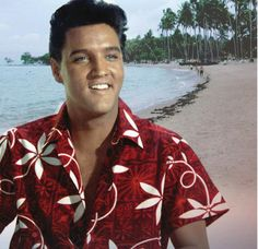 This is a good pic of Elvis.