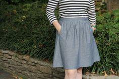 Everyday skirt 3