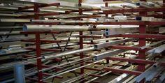Aluminiumshop heeft een ruime voorraad profielen en platen