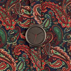 Wizard Print Series - Paisley #watch #Komono #printfabric