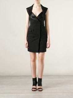 Jean Paul Gaultier Tuxedo Style Dress - Jean Pierre Bua - Farfetch.com