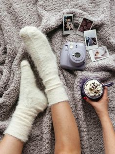 Time to Get Crazy Cozy and Pair Socks with Drinks - Urban Outfitters - Blog