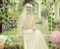 foto pernikahan muslim, Gambar Foto Gaun Pengantin, tips memilih gaun pengantin