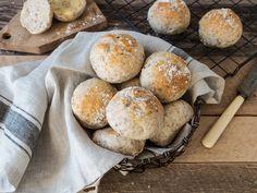 Piece Of Bread, Baguette, Hamburger, Food And Drink, Dessert, Baking, Recipes, Deserts, Bakken