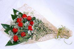 Boccioli di rose rosse - #Fiori a #Fermo