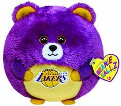 Ty Beanie Ballz Los Angeles Lakers - NBA Ballz TY Beanie Ballz http://www.amazon.com/dp/B007VTYJDM/ref=cm_sw_r_pi_dp_wtBkwb17RJ2D0