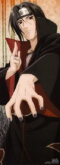 Itachi Uchiha,Akatsuki - Naruto