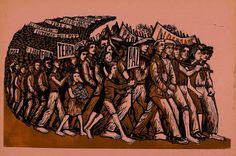 Carlos Scliar - série pintores brasileiros | Templo Cultural Delfos