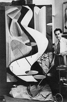 Man Ray's Studio | The Gorgeous Daily