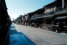 京都観光Navi:花見小路通