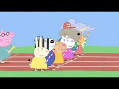 Learn German with Peppa Pig - Angelika's German Tuition & Translation Peppa Pig Sports Day, Sports Day Games, Diy Wedding Video, Fun Games For Kids, Learn German, Game App, Sports Humor, Sports Illustrated, Best Games