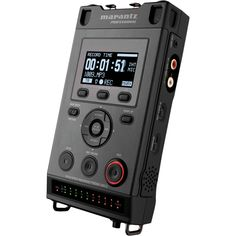 Marantz Professional PMD661 MKII Professional Portable Flash Field Recorder