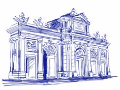 Puerta de Alcalá - My Little Madrid