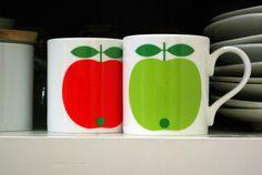 Day 7 - Apple mugs