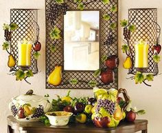 Home Decor Online Retro Celebrity Houses Villa Fruit House Decorations Ping Mansion Fork