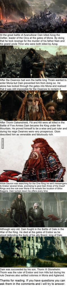 6 Dain Ironfoot facts you may not have known