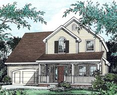 1,470 square feet. Unfinished bonus room. Laundry closet upstairs. Big pantry! Wish there were a mud room from garage.