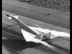 North American Aviation XB-70 Valkyrie.