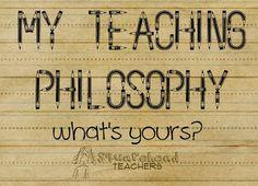 My Teaching Philosophy Statement   squareheadteachers