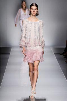 Sfilata Blumarine Milano - Collezioni Primavera Estate 2013 - Vogue