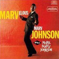 Marvelous Marv Johnson + More Marv Johnson (Marv Johnson)